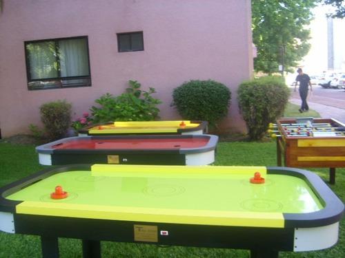 mangos y tejos para mesas de hockey !!!! eventos kanguruz