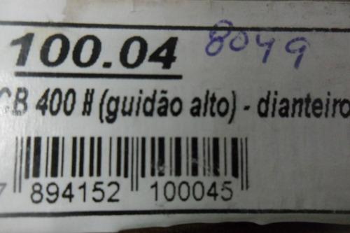 mangote (flexivel de freio) cb 400 ii ( guidao alto ) 08049