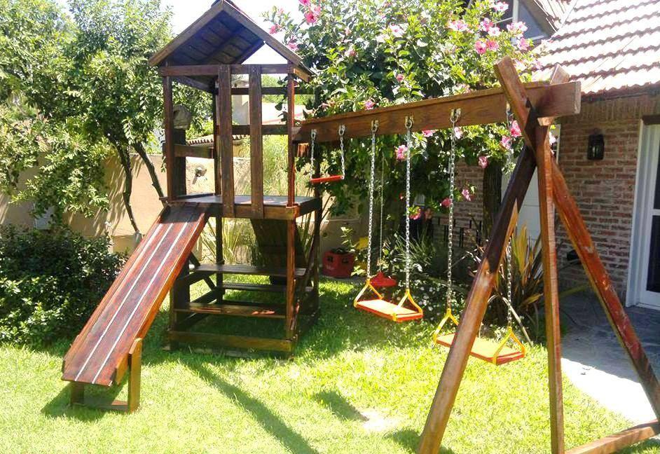 Mangrullo Para Jardines Infantiles - Madera De Calidad - $ 31.900,00 ...