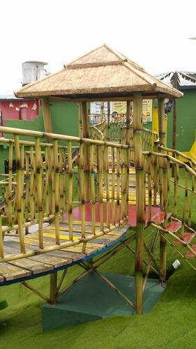mangrullos toboganes calesitas parques tematicos/ simil caña
