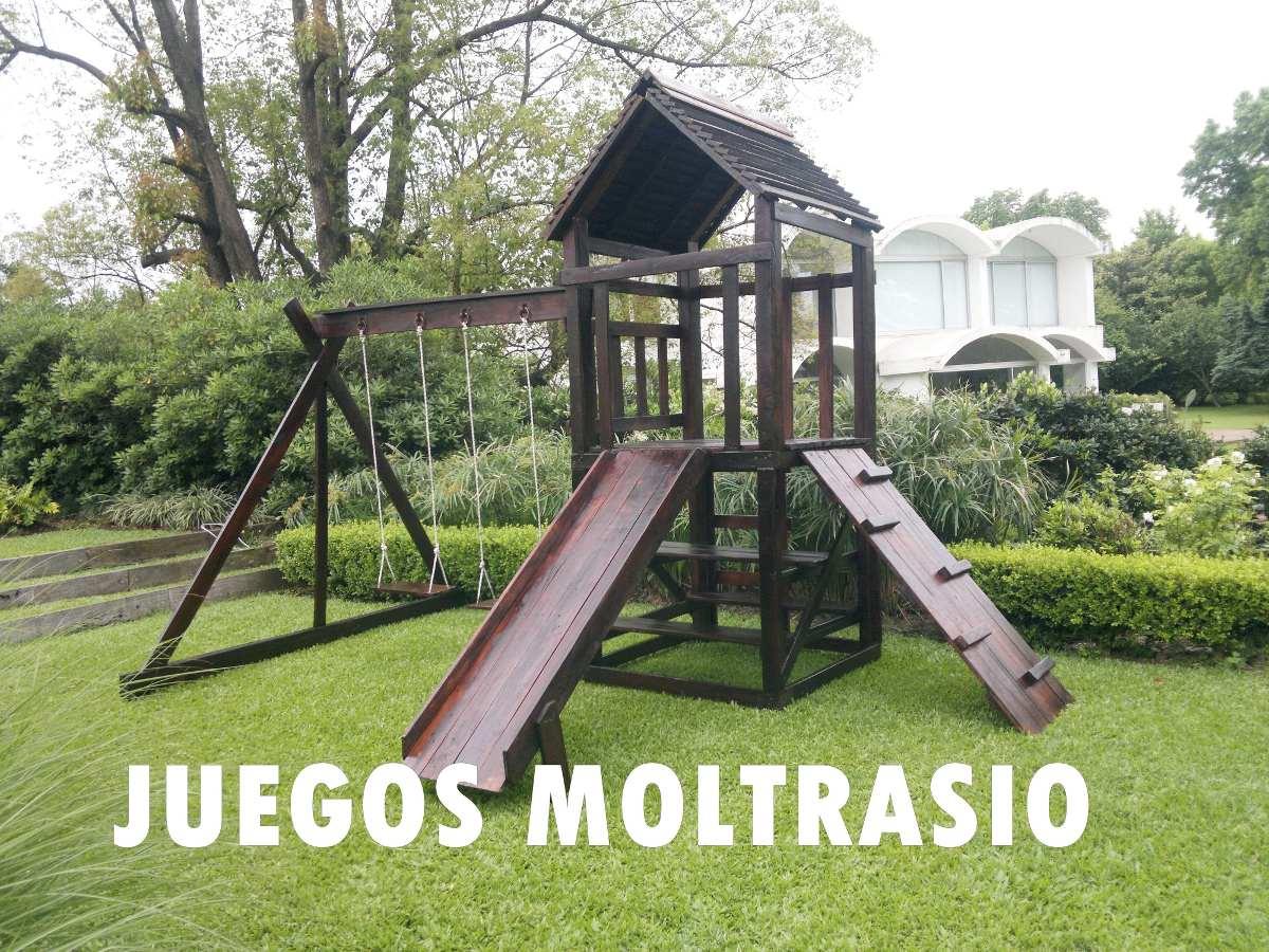 Emejing Juegos De Madera Para Jardin Para Nios Contemporary ...