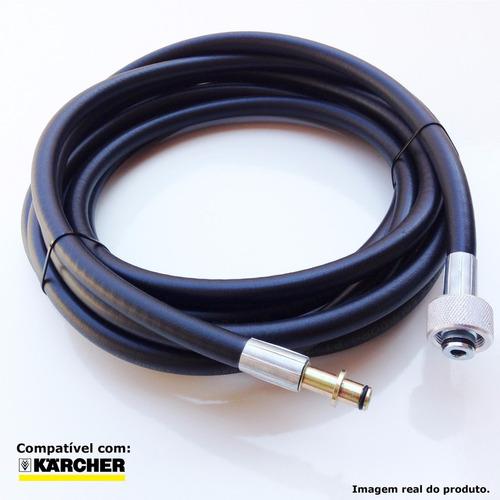 mangueira 10 metros para lavadora de alta pressão karcher k2