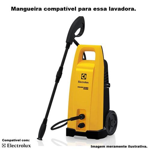 mangueira alta pressão electrolux power wash pws20 -25metros