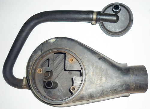mangueira com válvula de gás escort