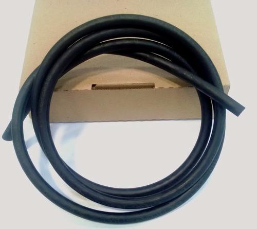 mangueira combustivel injeção eletronica 6 mm preta (1,5 mt)