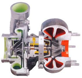 Turbina Garrett Gt3082r Roletada (precision,k24,golf Gti,msd