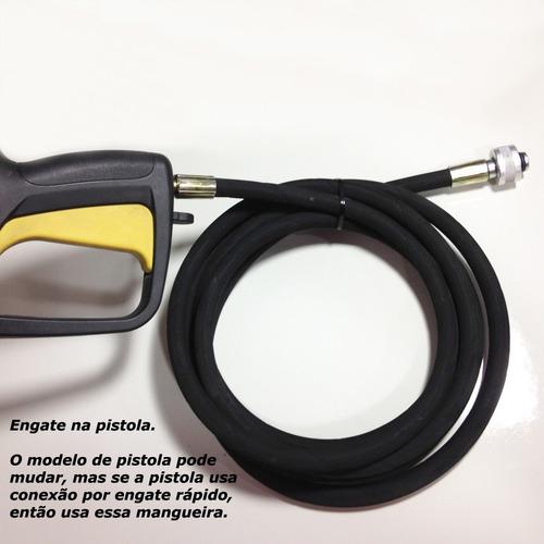 mangueira de alta pressão para lavadoras black & decker 10mt