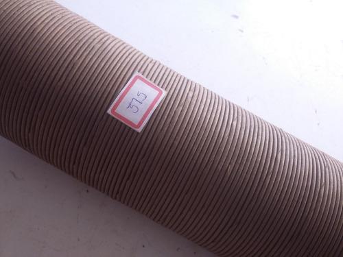 mangueira de alumínio filtro de ar corcel 69 cm / 65mm ø