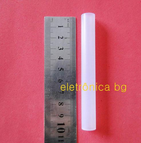 mangueira de silicone p/ cafeteira 12mm x 100mm   kit com 2