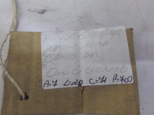 mangueira do compressor ar condicionado honda civic 96 a 99