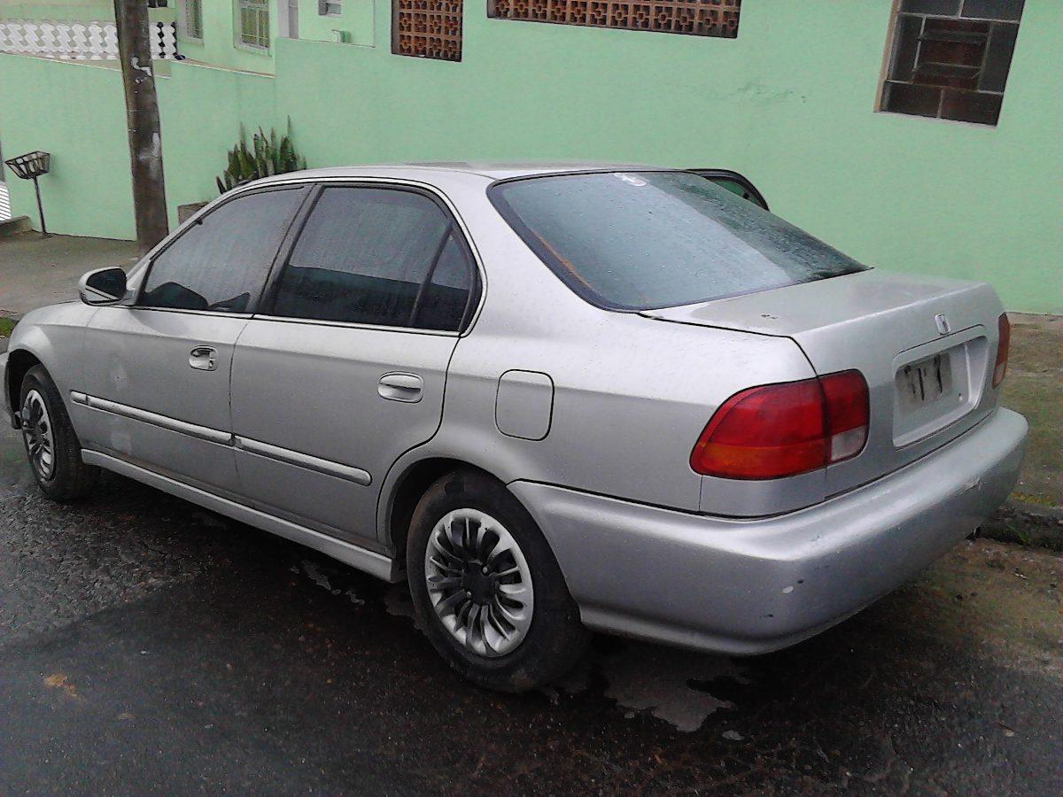 ... Honda Civic Lx 1.6 16v 1996. Carregando Zoom.