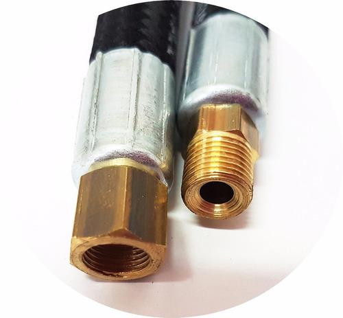 mangueira gas 1mt pigtail p13 botijao de gas residencial