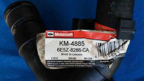 mangueira inferior do radiador fusion 2006/2009 2.3 original