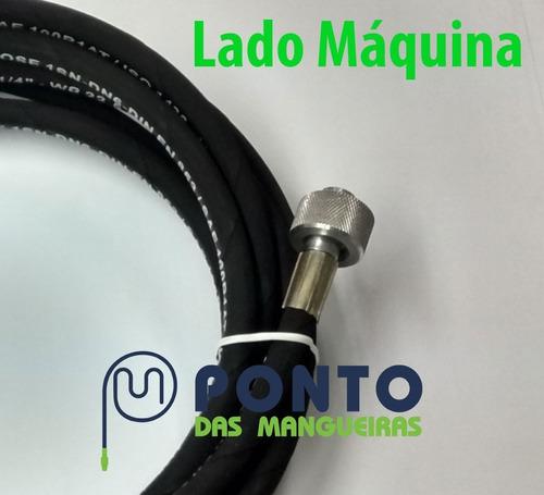 mangueira intech machine trama de aço hl 1800 com 03 metros