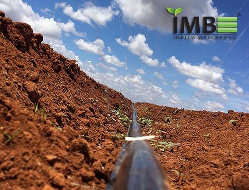 mangueira irrigação jardim santeno nº 1 - rolo 50 metros