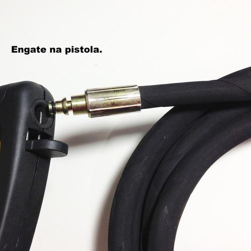 mangueira lavadora alta pressão black e decker pw 1400 04mts