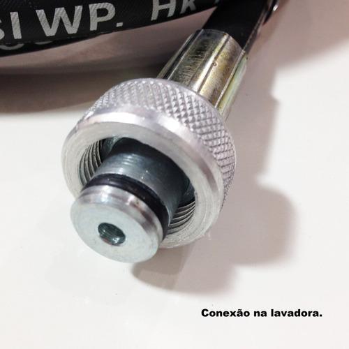 mangueira lavadora alta pressão bricotech sj 135 1600w -07mt