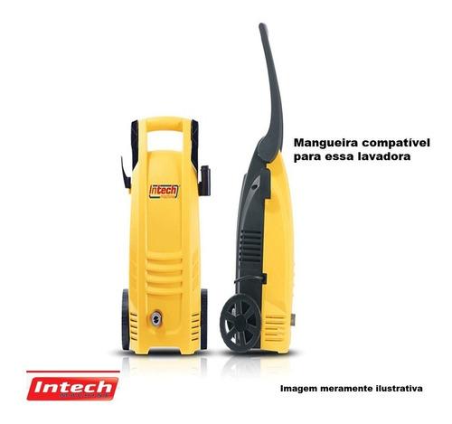 mangueira lavadora alta pressão intech machine hl 1700 -5mts