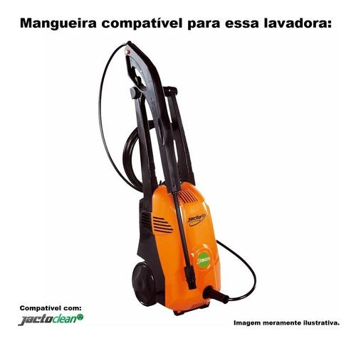 mangueira lavadora alta pressão jacto 6200 j6200 - 25 metros