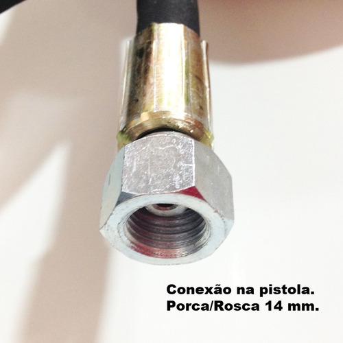 mangueira lavadora alta pressão wap atacama smart 10mt mod.2