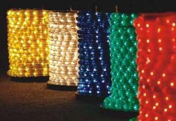 mangueira luminosa led - marca chibrali