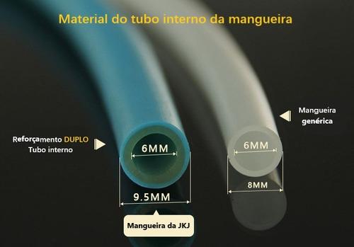 mangueira mágica flexível expansível 30 metros - jkj
