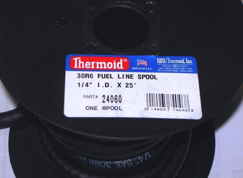 mangueira para combustível thermoid 1/4  - usa
