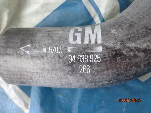 mangueira radiador infer. gm d-20/d-40 gm original