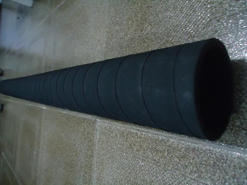 mangueira reta ( barra ) 2   x 1000 mm borracha preta (epdm)