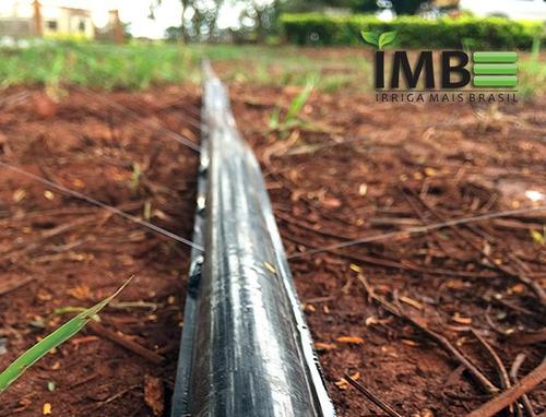 mangueira santeno 2 - irrigação microperfurada - 1000 metros