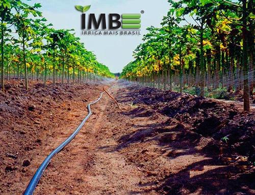 mangueira santeno 2 - irrigação microperfurada - 300 metros