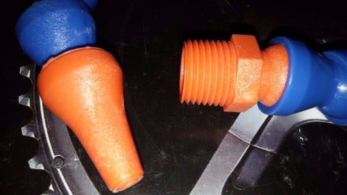 manguera 1/2 ajustable torno fresadora refrigerant taladrina