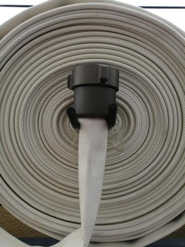 manguera contra incendios de 1 1/2  x 30 mts. envio incluido