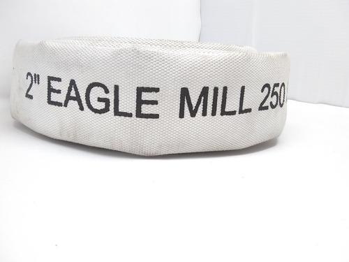 manguera contraincendio 2  de descarga eagle mill 250 sj