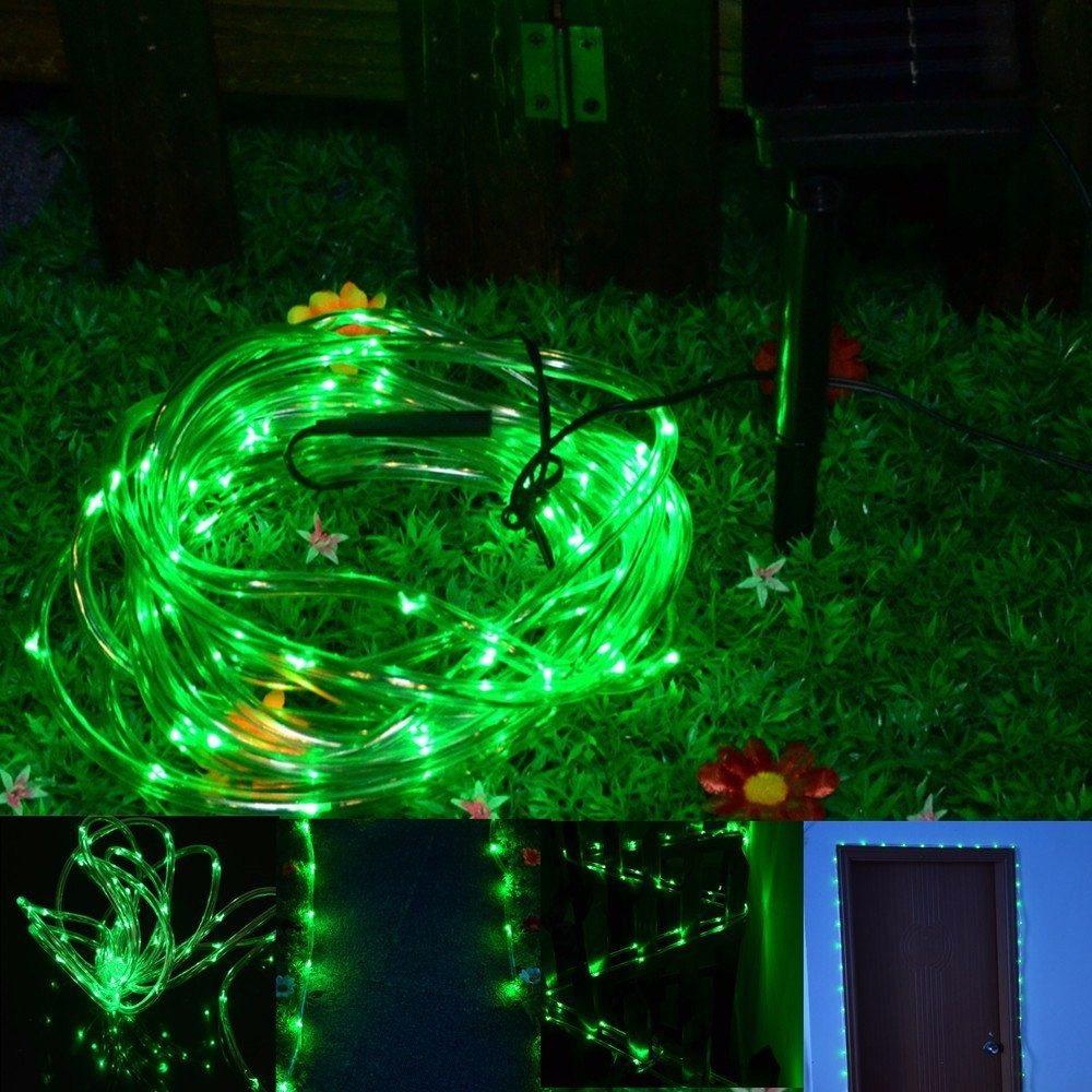 Luces navidad solares lamparas jardin solares como funcionan las luces de navidad luces - Luces exteriores solares ...