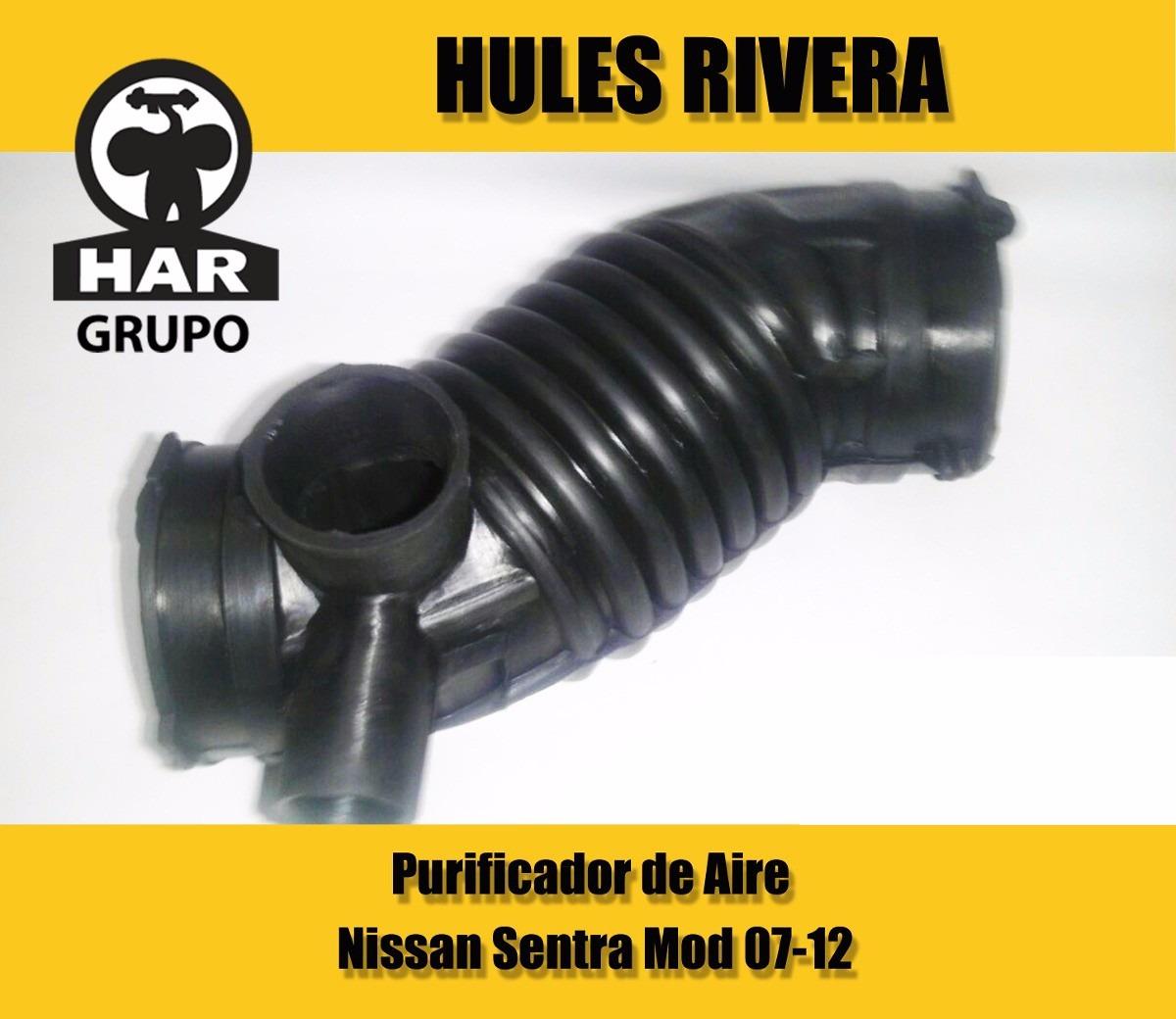 Manguera De Aire Nissan Sentra Mod 07 12 Motor 2 0 300