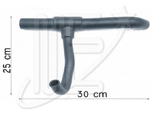 manguera de bomba agua a motor gol / senda 1.6 diesel