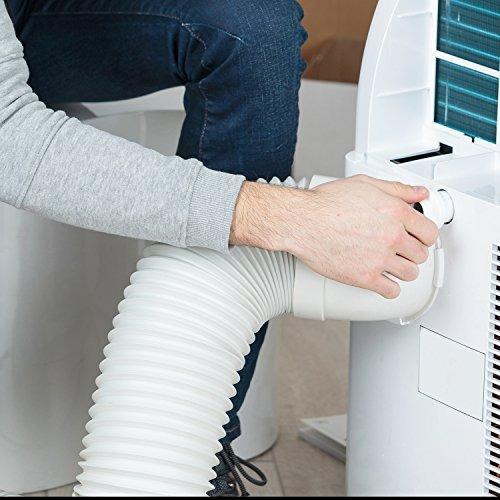 manguera de escape del acondicionador de aire portátil skyl