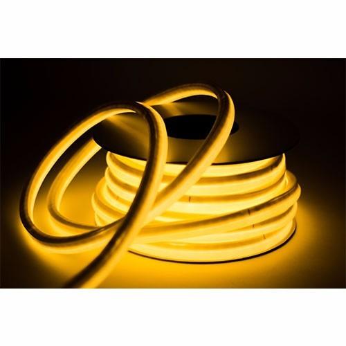 manguera de led neon 20 mts calido alta luminosidad exterior