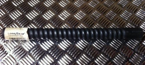 manguera de radiador universal con resorte 1 1/4 x 171/2