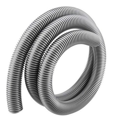 manguera flexible de 15m con conexiones 38mm para aspiradora