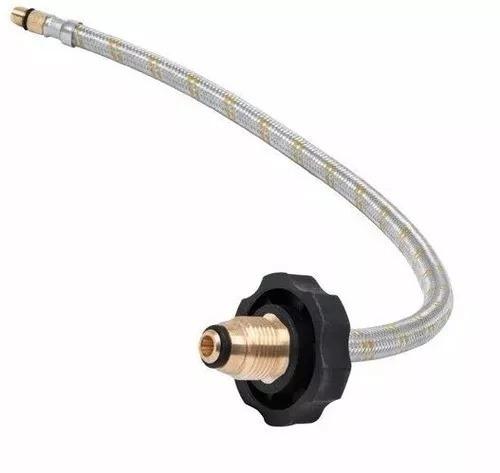 manguera flexible para conexión bombona gas domestico
