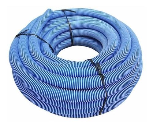 manguera flotante vulcano de 1 1/2 para piletas de natación
