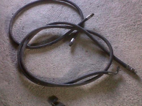 manguera hidráulica para equipo hidráulico
