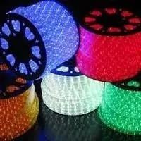 manguera luces deco x 5 metros led exterior multicolor frio