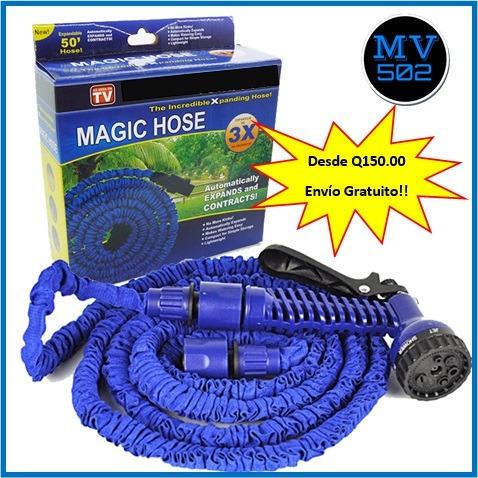 manguera magic hose expandible en oferta