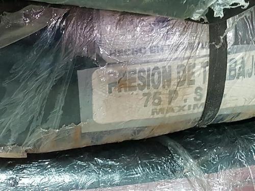 manguera para descarga.de cemento seco 4 , 75 psi y 225 psi