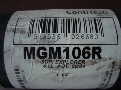 manguera radiador explorer 4,0lts auto 02-04