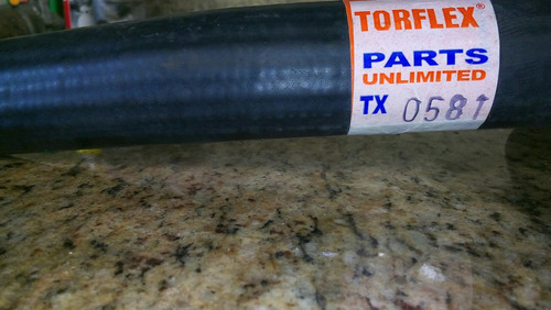 manguera radiador superior fiat siena palio 1.8