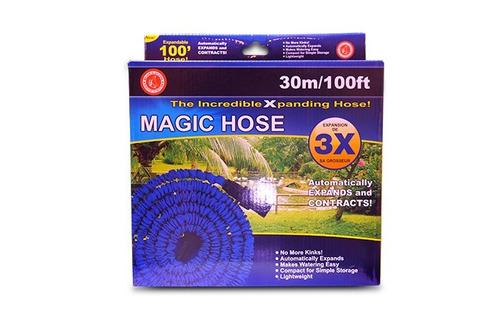 manguera retractil expandible magic hose 30 mts